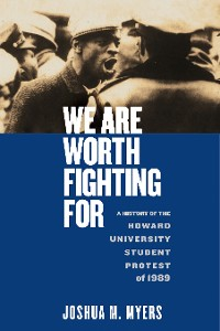 Cover We Are Worth Fighting For