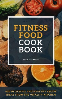Cover Fitness Food Cookbook