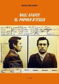 Cover Dall'Avanti! al Popolo d'Italia
