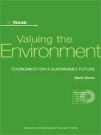 Cover Valuing the Environment