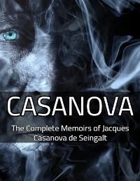 Cover Casanova (Illustrated)