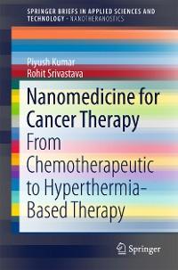 Cover Nanomedicine for Cancer Therapy