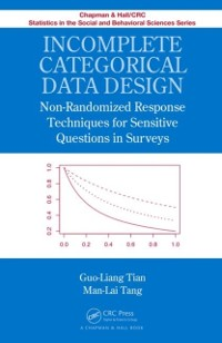 Cover Incomplete Categorical Data Design