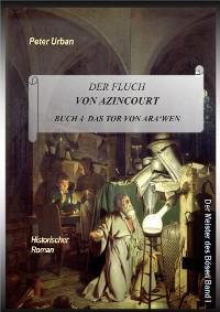 Cover Der Fluch von Azincourt Buch 4