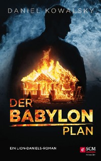 Cover Der Babylon-Plan