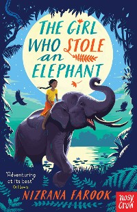Cover The Girl Who Stole An Elephant