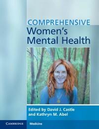 Cover Comprehensive Women's Mental Health