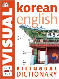 Cover Korean-English Bilingual Visual Dictionary