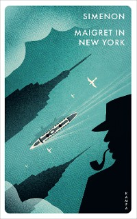 Cover Maigret in New York
