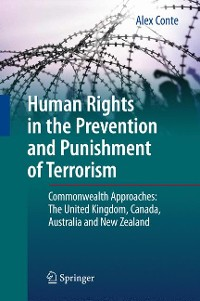 Cover Human Rights in the Prevention and Punishment of Terrorism