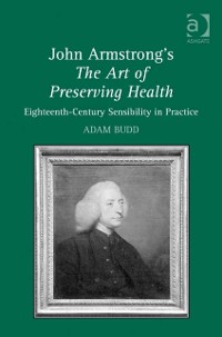 Cover John Armstrong's The Art of Preserving Health