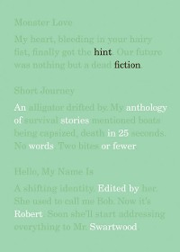 Cover Hint Fiction: An Anthology of Stories in 25 Words or Fewer