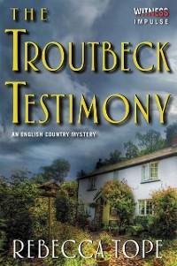 Cover Troutbeck Testimony