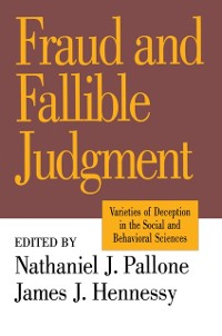 Cover Fraud and Fallible Judgement