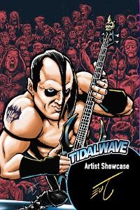 Cover TidalWave Artist Showcase: Joe Paradise