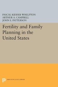 Cover Fertility and Family Planning in the United States