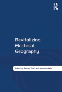 Cover Revitalizing Electoral Geography