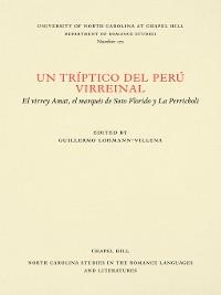 Cover Un tríptico del Perú virreinal