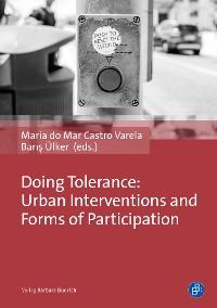 Cover Doing Tolerance