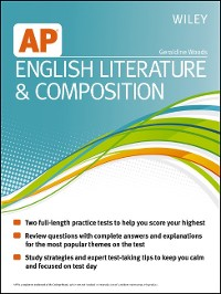 Cover Wiley AP English Literature and Composition