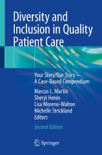 Cover Diversity and Inclusion in Quality Patient Care