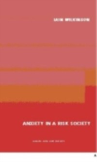 Cover Anxiety in a 'Risk' Society