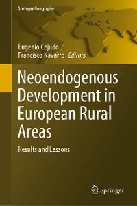 Cover Neoendogenous Development in European Rural Areas