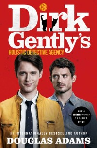 Cover Dirk Gently's Holistic Detective Agency