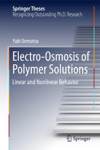 Cover Electro-Osmosis of Polymer Solutions
