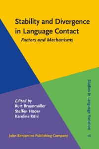 Cover Stability and Divergence in Language Contact