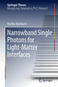 Cover Narrowband Single Photons for Light-Matter Interfaces