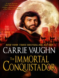 Cover The Immortal Conquistador