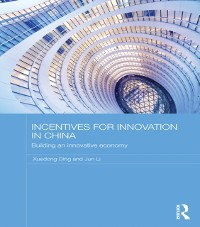 Cover Incentives for Innovation in China