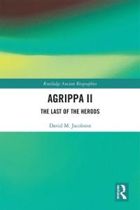 Cover Agrippa II