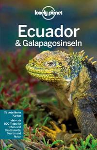 Cover Lonely Planet Reiseführer Ecuador & Galápagosinseln