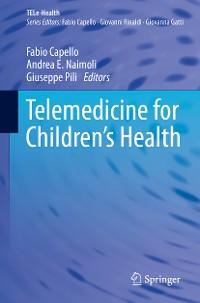 Cover Telemedicine for Children's Health