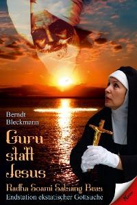 Cover Guru statt Jesus