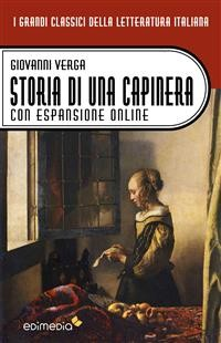 Cover Storia di una capinera