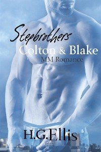 Cover Stepbrothers: Colton & Blake (MM Romance)