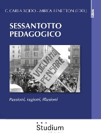 Cover Sessantotto pedagogico