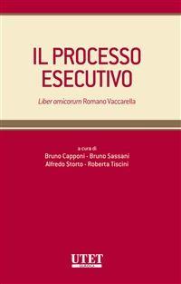 Cover Il processo esecutivo