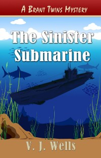 Cover The Sinister Submarine