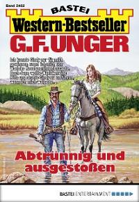 Cover G. F. Unger Western-Bestseller 2462 - Western