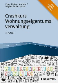 Cover Crashkurs Wohnungseigentumsverwaltung