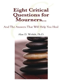 Cover Eight Critical Questions for Mourners