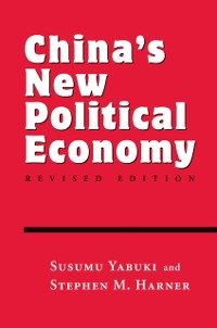 Cover China's New Political Economy