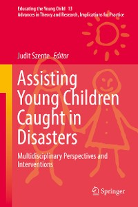 Cover Assisting Young Children Caught in Disasters