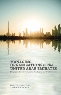 Cover Managing Organizations in the United Arab Emirates