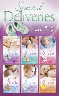 Cover Special Deliveries Collection (Mills & Boon e-Book Collections)