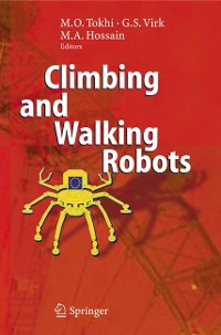 Cover Climbing and Walking Robots